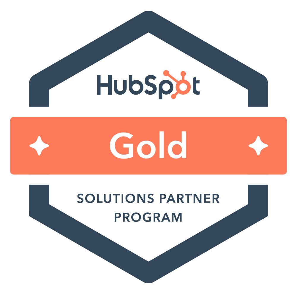 HubSpot Certified Agency Gold Partner (Athens, Greece)